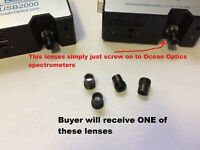 Ocean Optics Direct Attach Spectrometer Collimating Lens 74-DA 200-2000nm 74DA