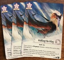 PROMO ELEMENTAL ROLE LION x 1 LCG Legend of the Five Rings L5R