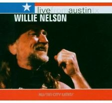 Willie Nelson - Live from Austin Texas [New CD] Digipack Packaging