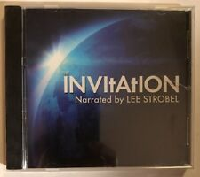 The Invitation Narrated by Lee Strobel (CD) Christian Religious Christ