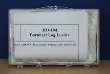 Keystone Loco Works HO-104 HO Barnhart Log Loader Kit  Cast Metal NIB