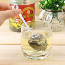 Heart Shape Stainless Steel Tea Infuser Spoon Strainer Handle Shower New LC