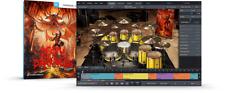Toontrack Superior Drummer SDX - Death & Darkness - Genuine Serial License Key