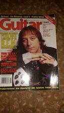 Guitar GFTPM MAGAZINE DECEMBER 1998 HOLE DEEP PuRPLE KORN the flys  tab BOOK