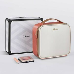 Make Up Box Vanity Case Cosmetic Nail Hairdress Beauty Bag Travel With Mirror