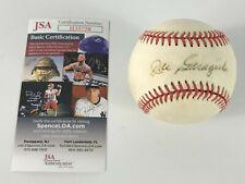 Joe Garagiola Signed Baseball Auto Autograph Ball NL Cardinals HOF JSA COA