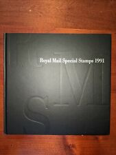 Great Britain - Royal Mail 1991 Stamp Year Book With All Stamps Mnh