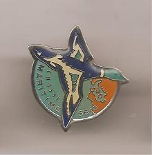 Pin's pin CHASSE MARITIM DU MORBIHAN 56 CANARD (ref CL28)