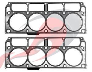 GM Performance 6.0L 6.2L MLS Cylinder Head Gasket Set Of 2 12610046