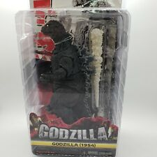 "Classic 1954 Godzilla Movie Action Figure 12"" Head To Tail 6"" Tall MIB NECA"