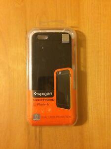 Spigen Neo Hybrid iPhone 6 Case [black]