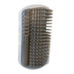 Spot Silver Vine Self Groomer For Cats Grey 5 in   Free Shipping