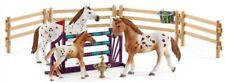- SHL42433 - Figurines et accessoires de l'univers HORSE CLUB - Kit L'entraîneme