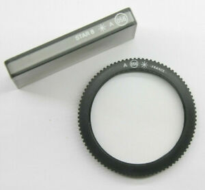 Cokin A Series 056 Star 8 Filter With Case - Used G3