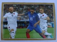 CARTE N°45 COLLECTION PANINI FFF FRANCE 2018 CARREFOUR STICKER AUTOCOLLANT