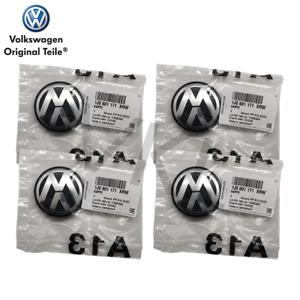 🔥 Genuine VW Wheel Caps 1J0601171 XRW (4PCS)