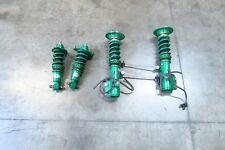 JDM 00-05 Toyota Celica 1.8L DOHC ZZT230 TEIN Flex Z Coilovers Struts Suspension