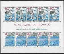 ---- FRANCE MONACO BLOC N°34 - NEUF ** AVEC GOMME D'ORIGINE - COTE 31€ ----