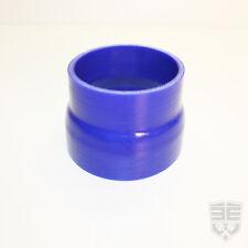 Silikon Reduzierstück Reduzierer Reducer blau - ID 102mm > 89mm - Turbo LLK