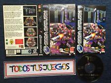 Tilt! Tilt Sega Saturn SegaSaturn EXCELENTE ESTADO