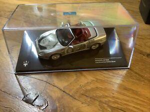 IXO 1:43 Maserati Cambiocorsa Spyder 1916 Albert Einstein Relativitätstheorie