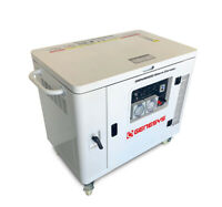 GENERATOR PETROL PORTABLE 9KVA SINGLE PHASE