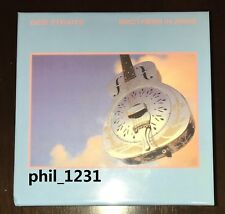 DIRE STRAITS 9 MINI LP SHM CD Disk Union BOX LIMITED Numbered Knopfler Sting BBC