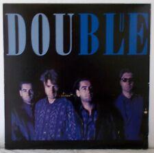 DOUBLE - BLUE. /NrEX 1985 UK ISSUE. POLD5187