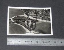 1939 BRITAIN FROM THE AIR SENIOR SERVICE CIGARETTE CARD # 12 HUNTINGDON