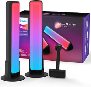 Smart LED Light Bars, Smart Ambiance Backlights with Camera, Music Sync Kit