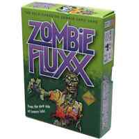 Zombie Fluxx Card Game From Looney Labs The Ever-Changing Zombie Card Game