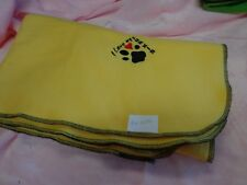 Embroidered Pet BLANKET - Receiving BLANKET - Varied Small sizes -