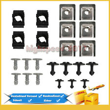 Unterfahrschutz Einbausatz Unterboden Repair Kit Für Audi A4 A6 A8 4F2  2.7 TD