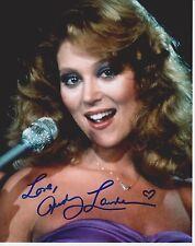 Audrey Landers Signed Photo - of DALLAS / Playboy / The Landers Sisters