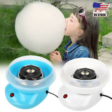 Electric Diy Cotton Candy Marshmallow Machine Cotton Sugar Floss Childrens Gift