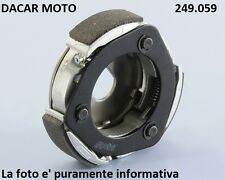 249.059 POLINI CLUTCH 3G FOR RACE D.134 PIAGGIO LIBERTY 150 4T iGET 3V ie E4