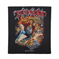 Tankard The Morning After Thrash Metal Band Album Art Sew On Applique Patch