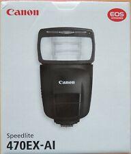 Canon Speedlite 470 EX-AI Blitzgerät Flash