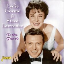 To You, from Us by Eydie Gorme/Steve Lawrence & Eydie Gorme/Steve Lawrence (CD, Feb-2009, Jasmine Records)