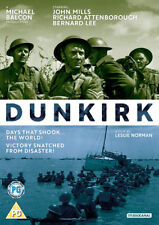Dunkirk - RICHARD ATTENTBOROUGH John Mills DVD