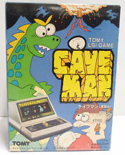 CONSOLE TOMY LSI GAME CAVEMAN 1980s VINTAGE NTSC JAPAN COMPLETE RARE