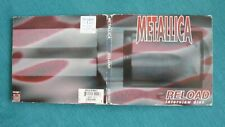 METALLICA Reload interview CD VG cond