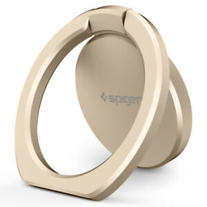 Phone Ring Holder Spigen® [Style Ring 360] Magnetic Car Mount Attachable 360°