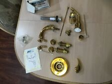 KOHLER BRASS SHOWER HEAD, ARM,& TUB SPOUT DIVERTER TRIM NOS.  Proflo parts  lot