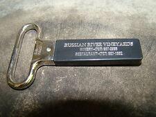 Russian River Vineyard Forestville Ca Restaurant Winery Cork Pull Bottle Opener