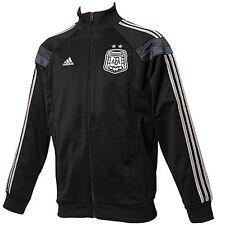 ADIDAS ARGENTINA ANTHEM TRACK JACKET FIFA WORLD CUP BRAZIL 2014 Black