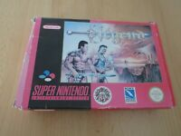 Legend for Super Nintendo. SNES  boxed