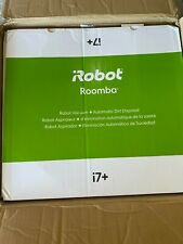 iRobot Roomba I7 (7550) Robot Vacuum With Automatic Dirt Disposal Unopened