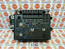 99 00 01 02 1999-2002 CHEVROLET SILVERADO 2500 CABIN FUSE BOX 15328806 OEM