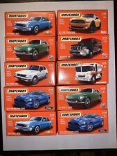 2021 and 2020 Matchbox Power Grabs - New U Case Added/Updates as of 5/1
